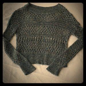 Decree Open Knit Sweater